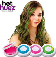 Мелки для волос Hot Huez Temporary Hair Chalk