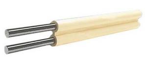 Провод АППВ 2х0,75 установочный плоский алюминиевый