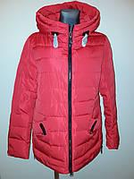 Куртка женская на весну большие размеры 17-51