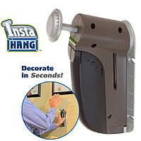 Автоматический гвоздезабиватель строительный домашний степлер Insta Hang (Инста Хэнг)