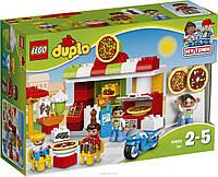 Конструктор LEGO DUPLO Пиццерия 57 деталей (10834)