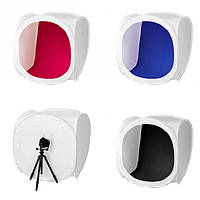 Набор для предметной съемки (лайт куб 60х60х60)