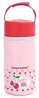 Термоупаковка мягкая Фрукты (розовая), Canpol babies