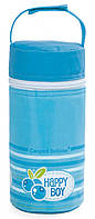 Термоупаковка мягкая Фрукты (синяя), Canpol babies