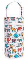 Термоупаковка одинарная универсальная (с жирафом, слоником, черепашкой), Canpol babies
