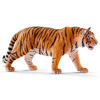 Тигр - игрушка-фигурка, Schleich