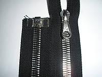 Молния металлическая riri 70см, тип 6, 1бегунок, фото 1