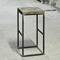 Барный стул в стиле лофт