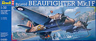 Тяжёлый истребитель Bristol Beaufighter Mk.IF; 1:32; Revell