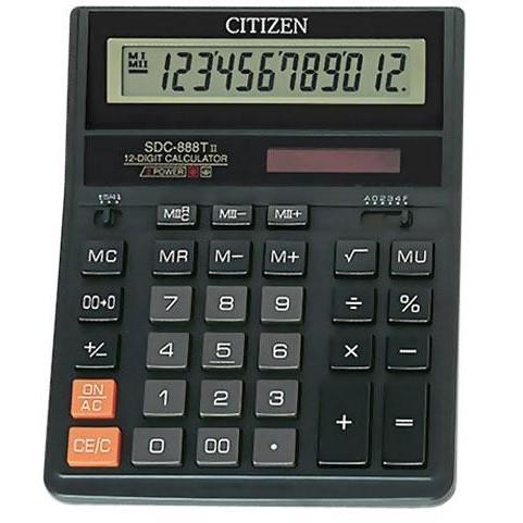 Калькулятор финансовый SDC-888T