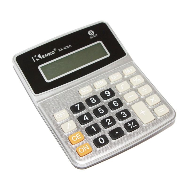 Калькулятор финансовый KK-800A