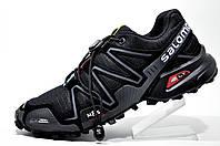 Мужские кроссовки Salomon Speedcross 3, Black