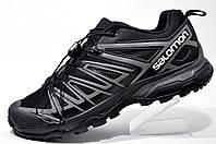 Трекинговые кроссовки Salomon X Ultra, Black