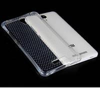 Силиконовый прозрачный чехол для Meizu M3 Note