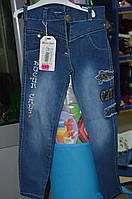 Стильные джинсы для юных модниц модница
