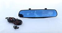 Зеркало регистратор DVR  138W 4,0` one camera