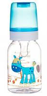 Тритановая бутылочка 120 мл (голубая), Canpol babies