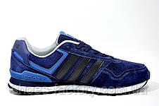 Мужские Кроссовки Adidas Neo, кожа, фото 3
