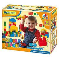 Конструктор из крупных деталей, Wader (41520)