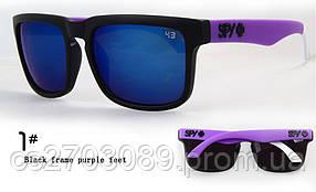 Солнцезащитные очки Spy+ Helm Ken Block + ПОДАРОК - твердый фирменный чехол ! №1