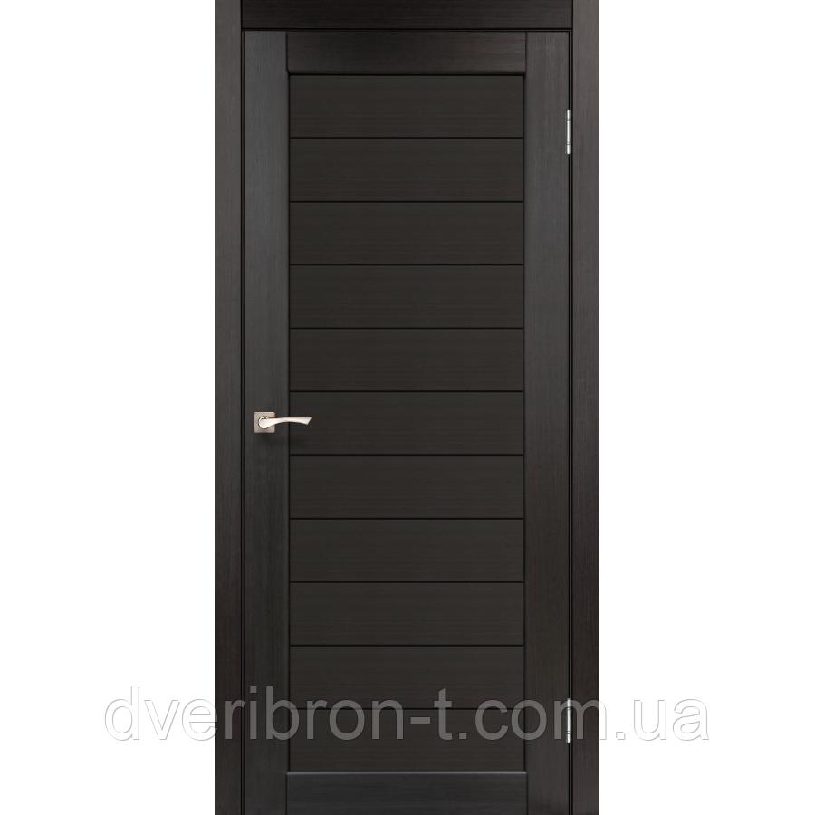 Двери Корфад Porto PR-13 глухое венге