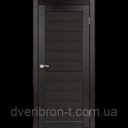 Двери Корфад Porto PR-13 глухое венге, фото 2