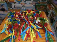 Веночки украинские цветные