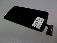Дисплейный модуль для HTC Desire 500 (506e) (Black) Original