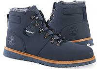 Зимние мужские ботинки Timberland winter (мех) - 49Z