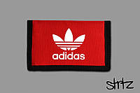 Кошелек Adidas Originals Textile Wallet Оптом