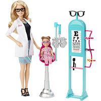 Кукла Barbie Врач Окулист