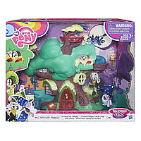 Набор My Little Pony Friendship Is Magic Collection Golden Oak Library Playset.