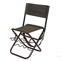 Раскладной стул для рыбалки Time Eco Рыбак-20 с подставкой для удилищ