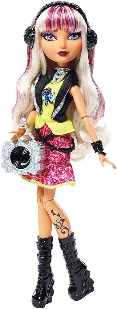 Кукла Эвер Афтер Хай Мелоди Пайпер серия базовые куклы Ever After High Melody Piper Doll