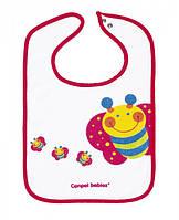 Хлопковый слюнявчик Бабочка, Canpol babies
