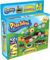 Цветочная фантазия, набор для лепки, Plastelino