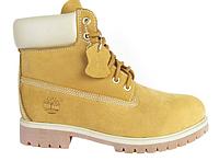 Ботинки Timberland 17 (мех) женские ботинки тимберленд
