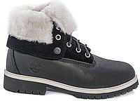 Ботинки  Timberland - 07w (мех) женские ботинки тимберленд