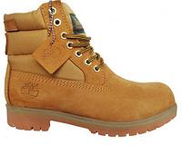 Ботинки  Timberland с мехом 27W женские ботинки тимберленд