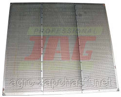 Ситo перфорированный fi-4mm 1.5x1130x770x18mm (для РАПСИ)  JAG15-0023