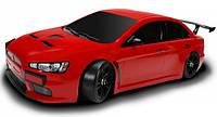 Радиоуправляемая шоссейная модель 1:10 Team Magic E4JR Mitsubishi Evolution X красная Шоссейная 1:10 Team Magic E4JR Mitsubishi Evolution X (красный)