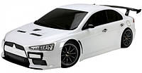 Радиоуправляемая шоссейная модель 1:10 Team Magic E4JR Mitsubishi Evolution X белая Шоссейная 1:10 Team Magic E4JR Mitsubishi Evolution X (белый)