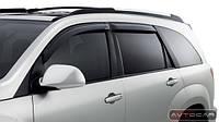Дефлектора боковых окон Hyundai Veracruz с 2006- / 4шт. / Made in USA