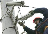 Монтаж видеонаблюдения и других систем безопасности