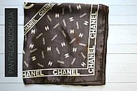 Шейный платок из атласа