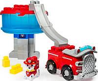 Щенячий патруль Ionix, Спасательная башня и автомобиль Маршала, PAW Patrol, Spin Master