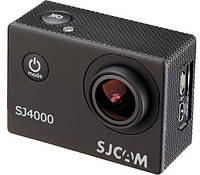 Экшн камера SJCam SJ4000 черный