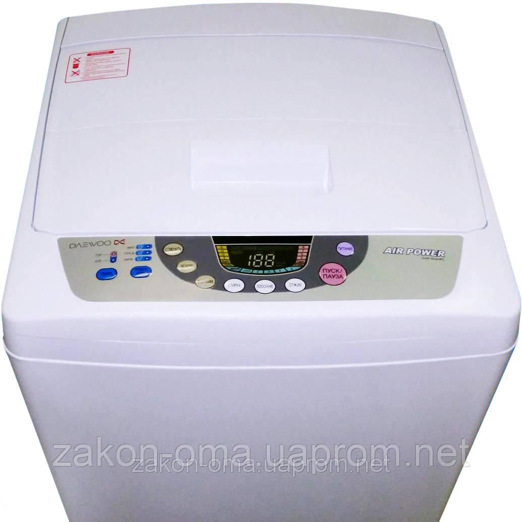 инструкция к стиральной машине daewoo воздушно-пузырьковая