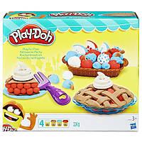 Ягодные тарталетки, набор для лепки, Play-Doh