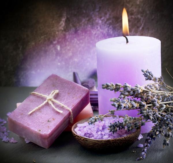 Свечи ароматизированные